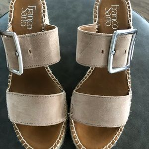 Franco Sarto Coastal sandals